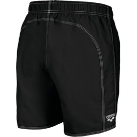 arena Fundamentals Solid Boxer Hombre, black-white